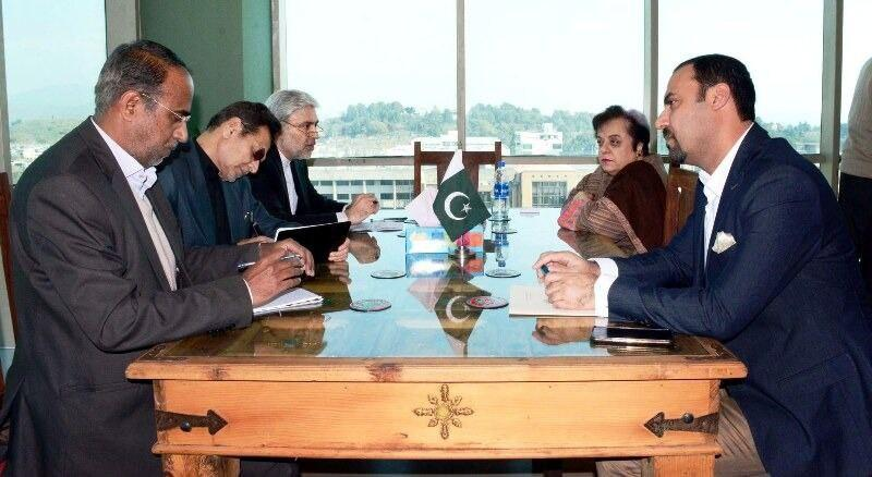 Pakistan, Iran Agree to Cooperate on Human Rights at World Forums