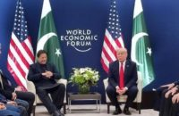 Trump Meets Pakistani PM, Discuss About Afghanistan