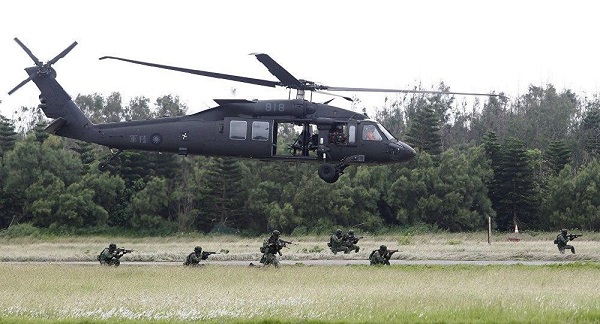 Pentagon Slashes Black Hawk Numbers it Planned to Supply to Afghan Forces