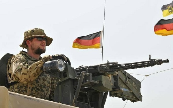 German Government to Continue Military Operations in Middle East