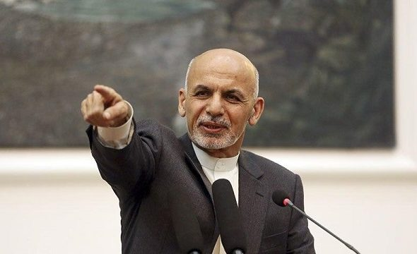 Afghanistan's Soil To Not Be Used Against Any Nation: President Ghani