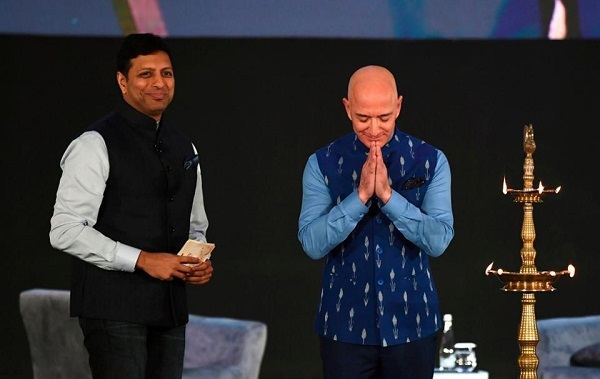Jeff Bezos Predicts 21st Century Is Going To Be The Indian Century