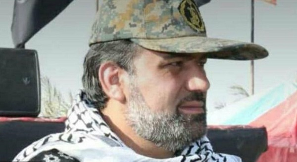 Iran Guard's Officer Shot Dead In Oil-Rich Province