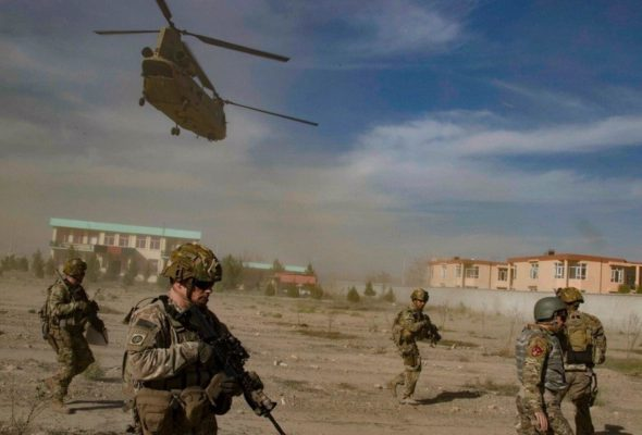 US Army's 10th Mountain Division Will Deploy to Afghanistan This Spring