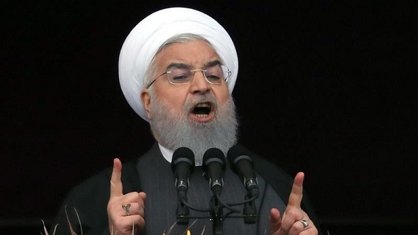 European Troops in Mideast May Be in Danger: Iranian President