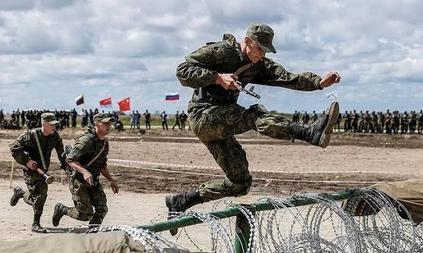 Russia Invites NATO Countries to Take Part in Int'l Army Games 2020