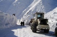 Heavy Snowfalls Break Record of Last Many Years in Afghanistan