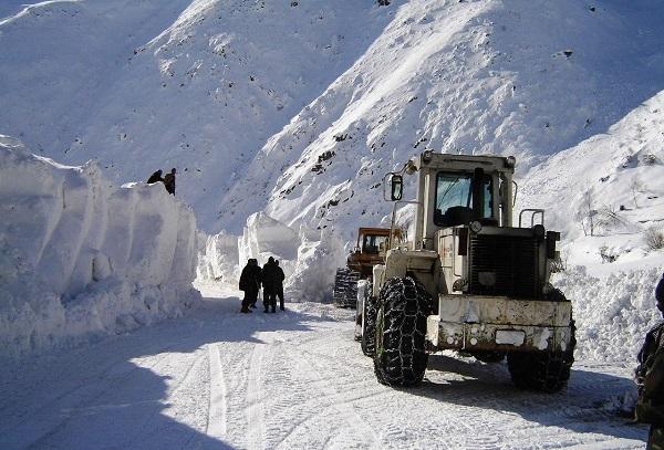 Heavy Snowfalls Break Record of Last Many Years in Afghanistan