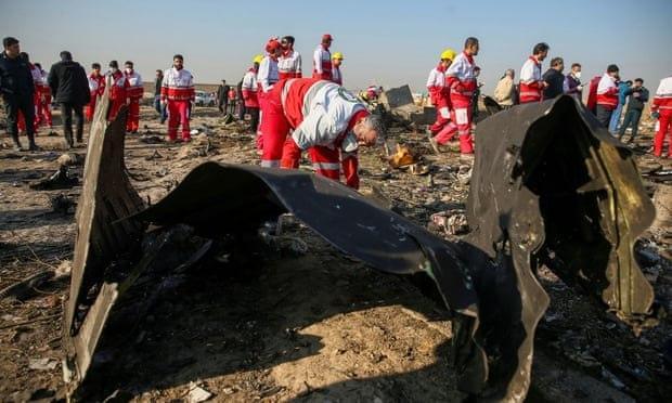 Iran Admits Shooting Down Ukrainian Airliner 'Unintentionally'