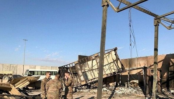 34 Troops Have Brain Injuries From Iranian Missile Strike, Pentagon Says