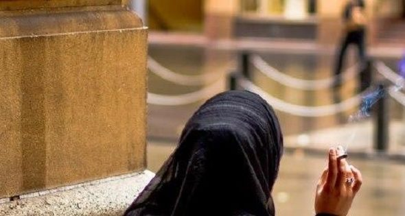 Saudi Women Smoke in Public to 'Complete' Their Freedoms
