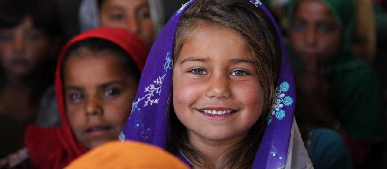 Number of Afghan Children Needing Help to Survive in 2020 Jumps 40%