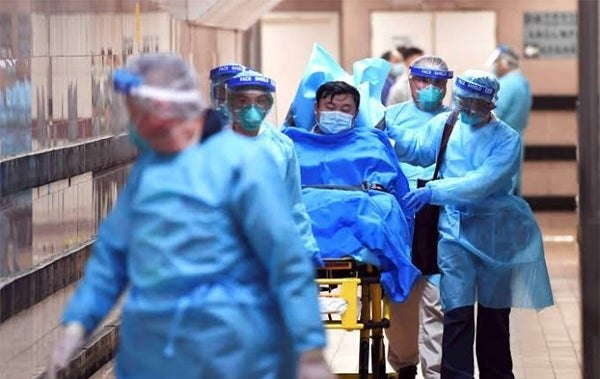 China Coronavirus Deaths Reach 811, Surpasses SARS Death Toll