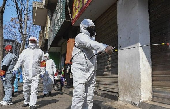 China Reports Nearly 100 Deaths In A Single Day From Coronavirus