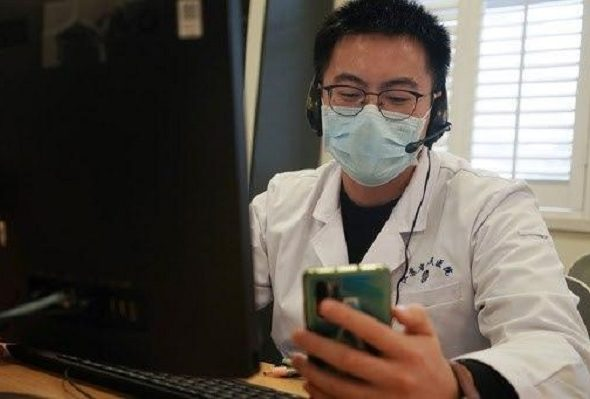 China Moves Classes, Offices, Courts to Online Internet  Due to Coronavirus Outbreak