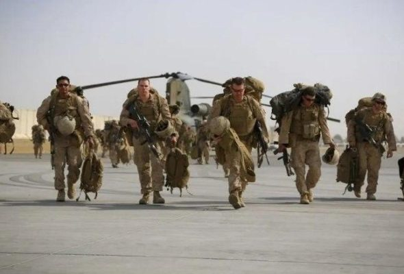 'The Afghanistan Papers' To Be Turned Into A Documentary & Scripted Series