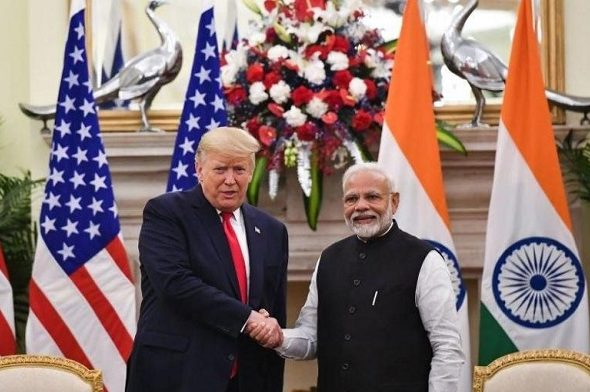 India to Purchase over S$4 Billion Defense Equipment from US: Trump