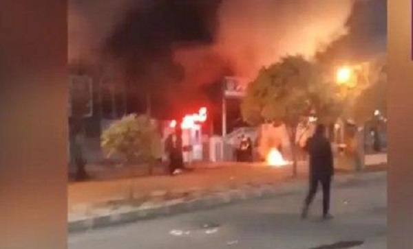 Protesters Clash With Police in North Iran over Handling of Coronavirus Outbreak
