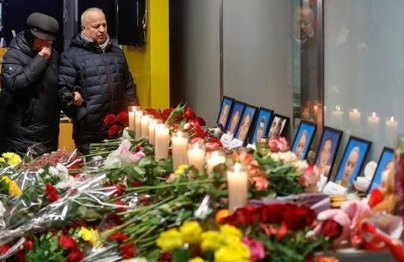 Iran Offers $80,000 to Families of Each Ukrainian Killed in Plane Crash