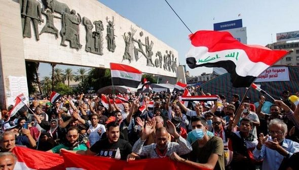 Washington: Iraq Needs Government That Meets the Needs of Its People