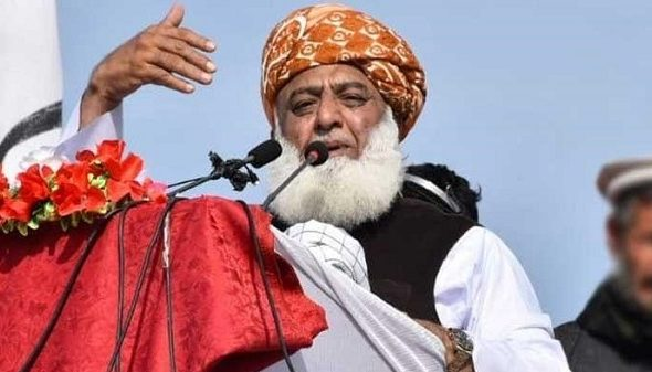 Maulana Fazlur Rahman Challenges Pakistani Government