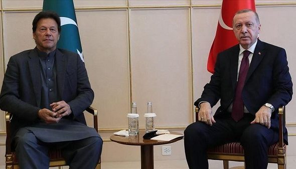 Turkish, Pakistani Leaders to Discuss Issues Confronting Muslim World