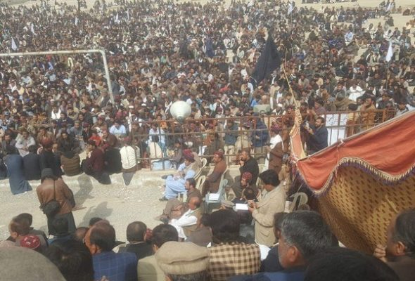 Pashtuns Hit Streets in Loralai, Karachi Demanding Release of PTM Chief