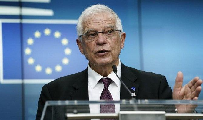 Top EU Envoy Talks to US on Iran Trip, Mideast Plan