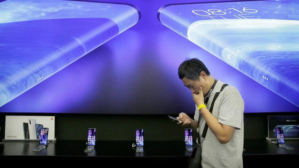 Сhina Unveils Mobile App That Detects Coronavirus Close Contact