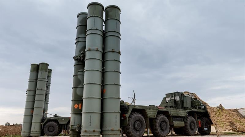 Russian S-400 Missile Delivery to India by End of 2021