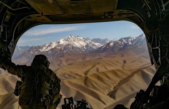 US Military Budget Request For Afghanistan Lowest In A Decade