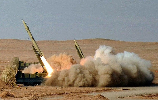 US Blames Iran for Using Satellites to Develop Ballistic Missiles