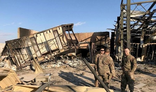 Over 100 US Troops Injured From Iran Strike, Pentagon Says