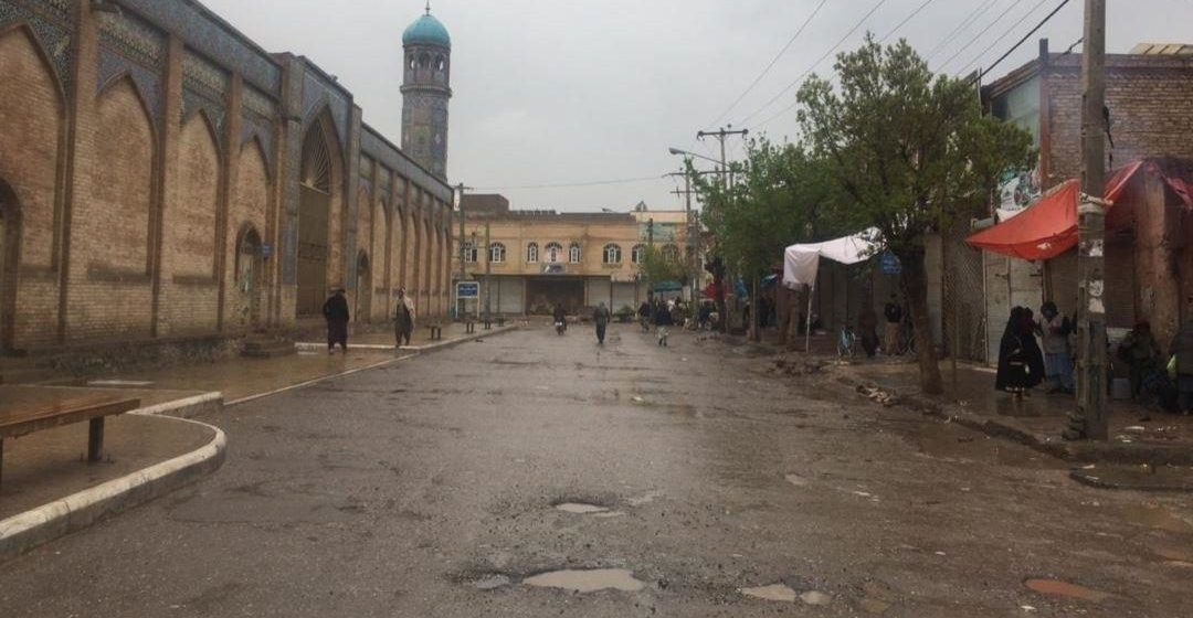 Jebraeel Is A body part of Herat: Does the local government Play Double-Standard with the Herati citizens?
