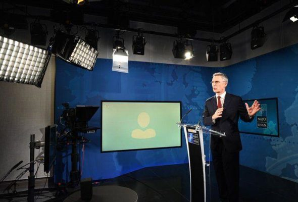 NATO Expresses Concern Over Political Turmoil in Afghanistan