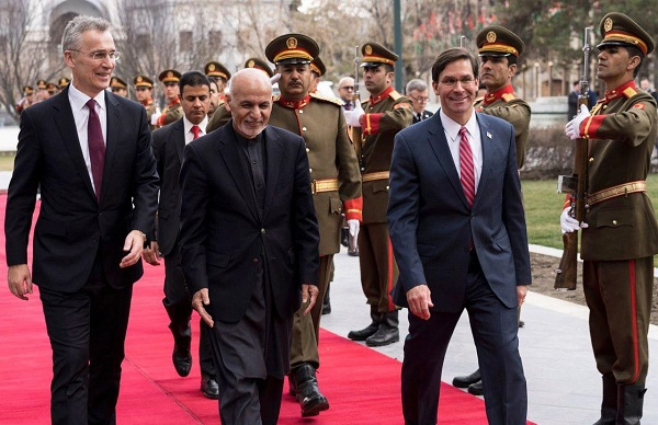Afghan, U.S., NATO Officials Call Declaration a Path for Peace