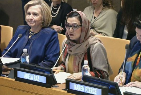 A Critical Moment for Afghan Women: The Intra-Afghan Peace Process, the UN Group of Friends of Women in Afghanistan