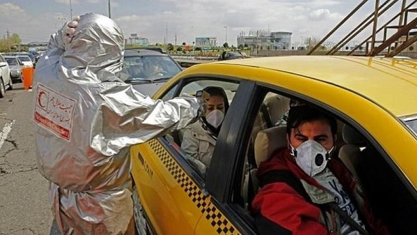 Iranian Official: Death Toll From Coronavirus Reaches 2,898