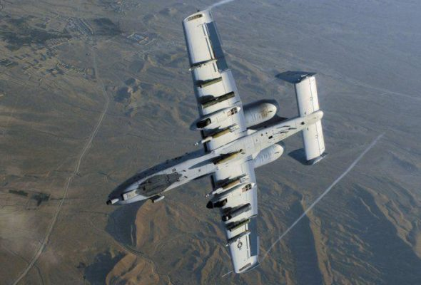 US Maintains High-Tempo Air Warfare Against Taliban, IS-K in Afghanistan
