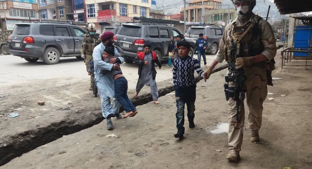 Targeted Killings of Minorities; Complex Attack on Sikhs Dharamshala Near Presidential Palace