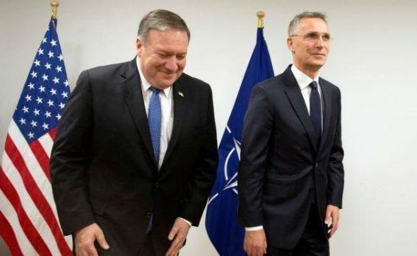 US, NATO Call For An Inclusive Govt's in Afghanistan