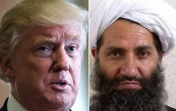 Trump Hail Afghanistan Deal, Plans to Meet Taliban Leaders Soon