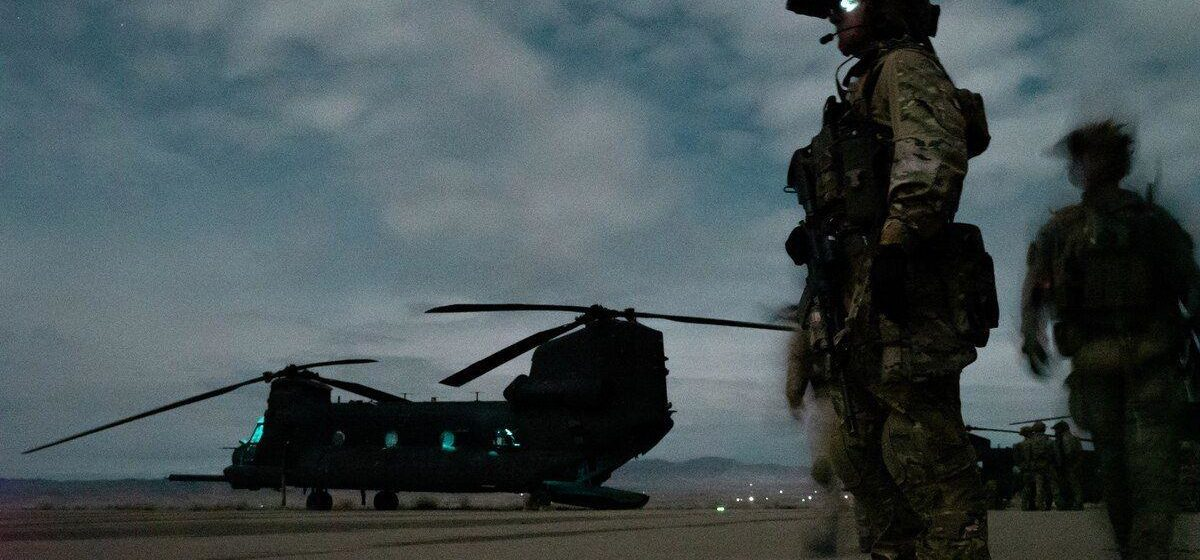 American Commandos to Hold Down Fort in Afghanistan as US Troops Withdraw