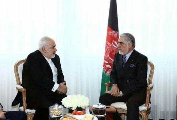 Abdullah, Iranian Foreign Minister Speak on Phone, Discussed Peace