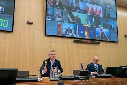 NATO Welcomes Inclusive Team for Intra-Afghan Talks