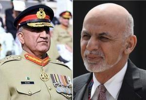 Ashraf Ghani, Pakistani Gen. Bajwa Discuss Peace Process: Presidential Palace