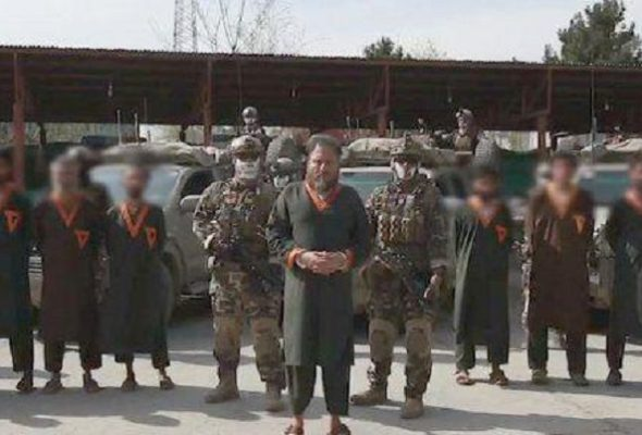 Leader of IS Khorasan Branch Arrested By NDS
