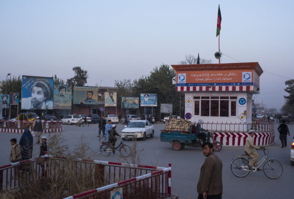 Kunduz: Citizens Complain over Market Instability and Concerned about the Spread of Coronavirus