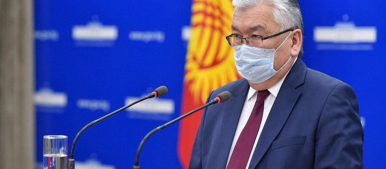 Kyrgyzstan Reports First Coronavirus-Linked Death