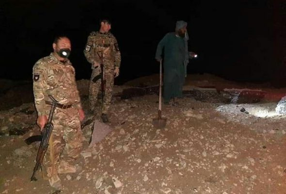 4 Taliban Insurgents Killed While Making Bombs in Ghazni